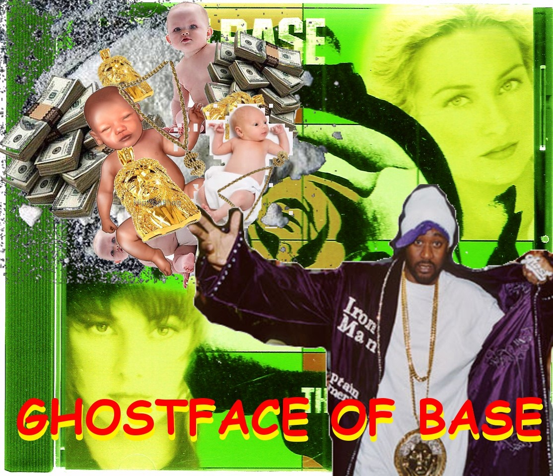 Ghostface of Base – By Wick-It the Instigator