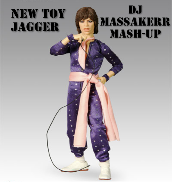New Toy Jagger – By Dj  Massakerr