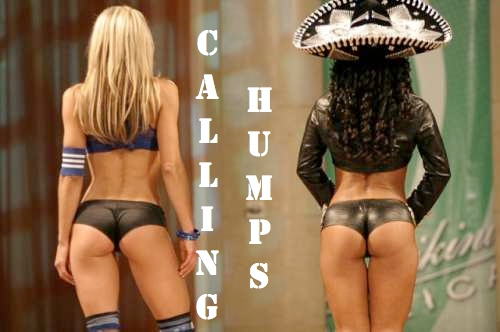 Calling Humps – By DJ Burnout
