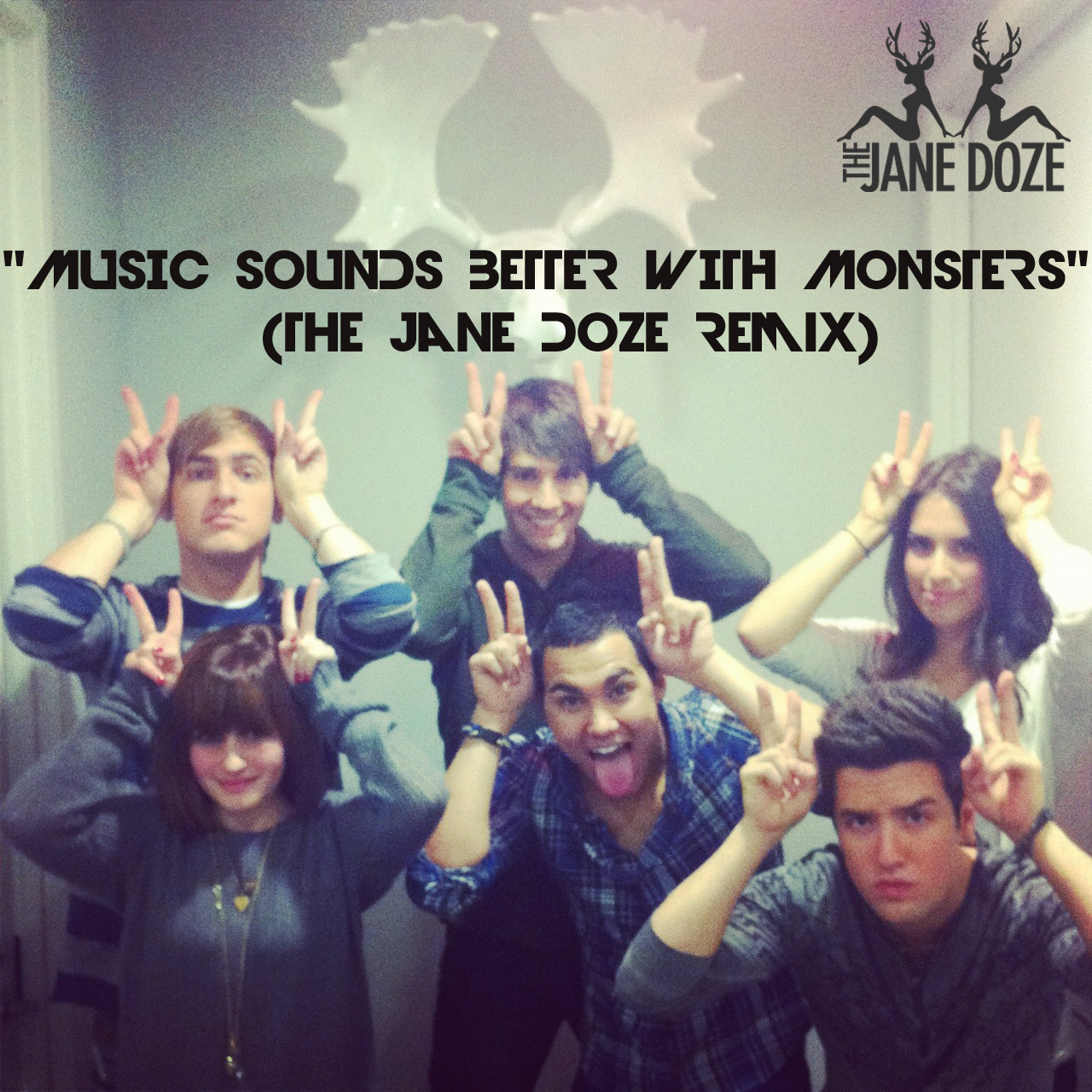 Music Sounds Better With Monsters (BTR vs Skrillex) – By TheJaneDoze