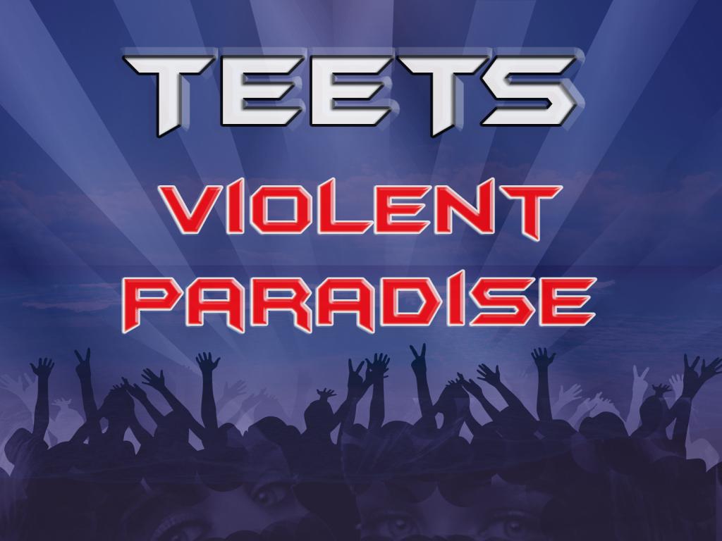 Violent Paradise – By TeeTs