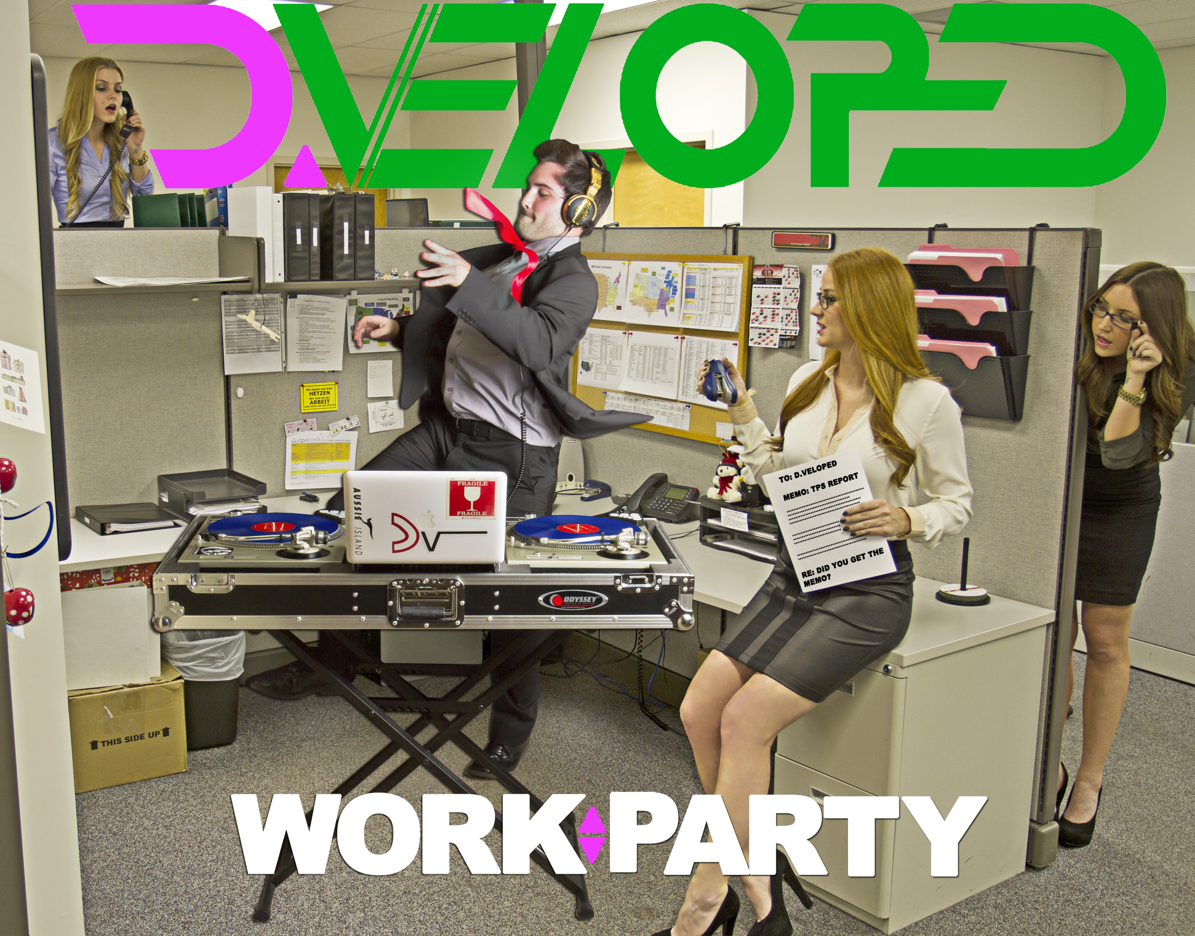 Work: Party Mixtape