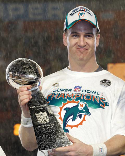 Peyton Come to the Dolphins – By Bruneaux *SoSimpull Exclusive*