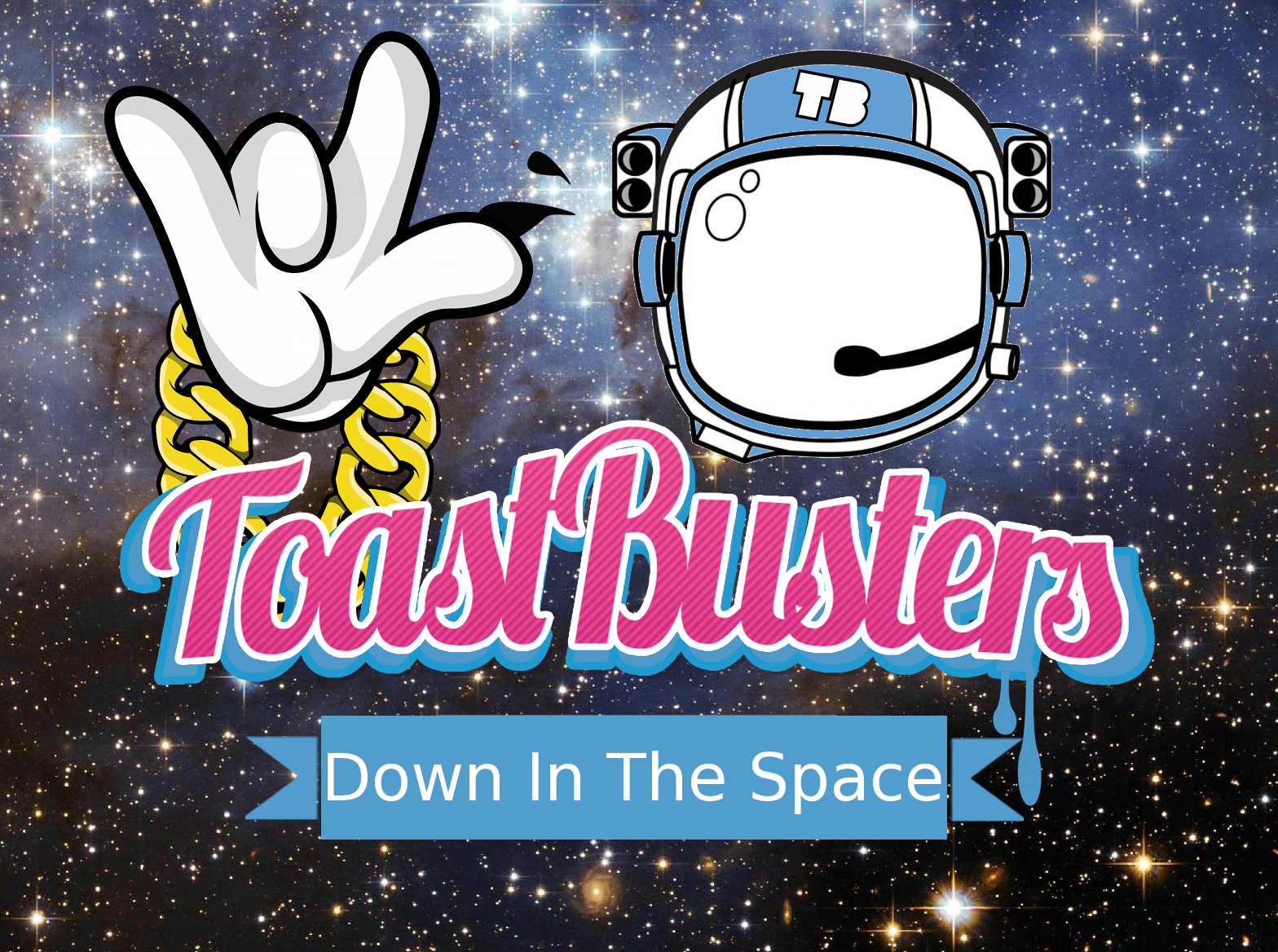 Down in the Space (CCR vs Beastie Boys) Mashup – By Toastbusters
