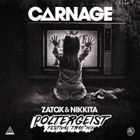 Zatox & Nikkita – Poltergeist (Carnage Festival Trap Remix)