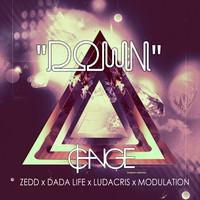 """Down"" (Zedd x Dada Life x Ludacris x Modulation) – By CH▲NGE"