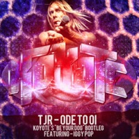"""TJR – Ode To Oi (Koyote's """"Be Your Dog"""" Bootleg) Feat. Iggy Pop"""