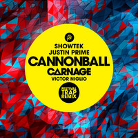 Showtek & Justin Prime – Cannonball (Carnage & Victor Niglio Festival Trap Remix)