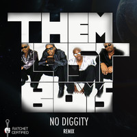 Blackstreet – No Diggity (Them Lost Boys Remix)