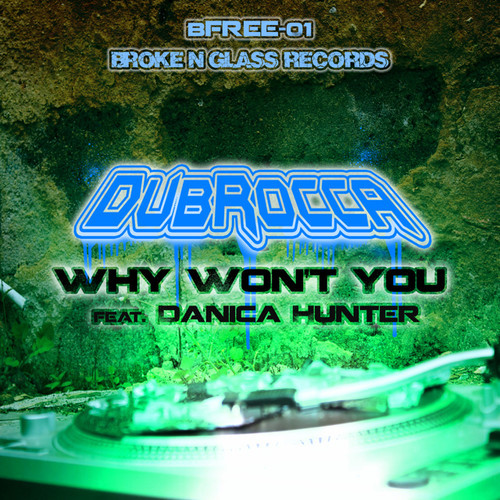 DubRocca – Why Won't You (feat. Danica Hunter)