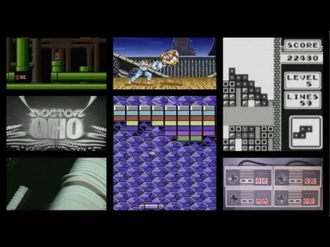 Game Theory – A Video Game Mashup Done Live