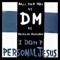 I Don't Personal Jesus – Fall Out Boy vs DM vs Marilyn Manson (Mashup) – By RUB!NO