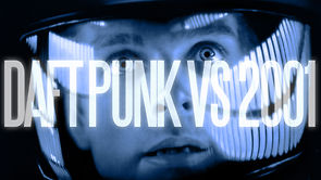 "Daft Punk's ""Contact"" vs 2001: A Space Odyssey (Video Mashup)"