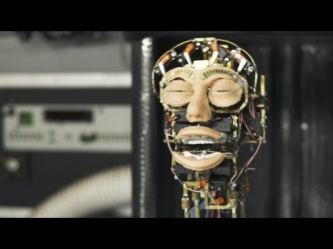 Pedals Music Video (featuring REAL robots) – By Conte