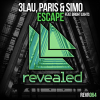 Escape (Original Mix) – By 3LAU, Paris & Simo feat. Bright Lights