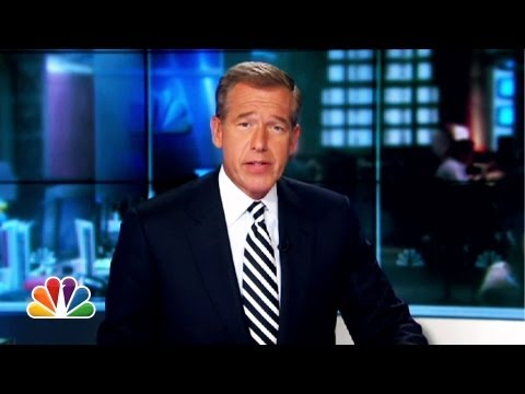 "Brian Williams Raps Warren G's ""Regulate"" – From Jimmy Fallon"