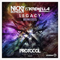 Nicky Romero vs Krewella – Legacy (Vicetone Remix)