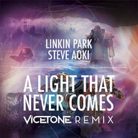 Linkin Park & Steve Aoki – A Light That Never Comes (Remix) – By Vicetone