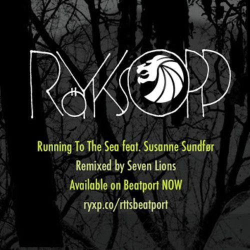 Röyksopp – Running To The Sea Feat. Susanne Sundfør (Seven Lions Remix)