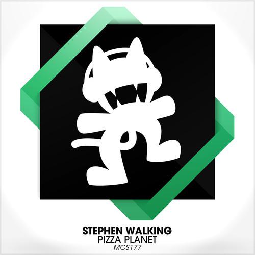 Stephen Walking – Pizza Planet