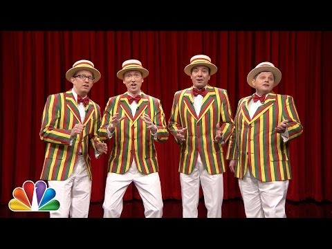 The Ragtime Gals: Ignition (Jimmy Fallon Remix)