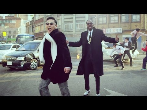 PSY – HANGOVER feat. Snoop Dogg