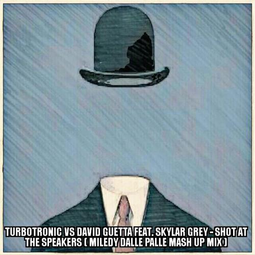 Shot at the Speakers – ( Nancy Sinatra VS Turbotronic VS David Guetta with Skylar Grey Mashup ) – By Miledy Dalle Palle