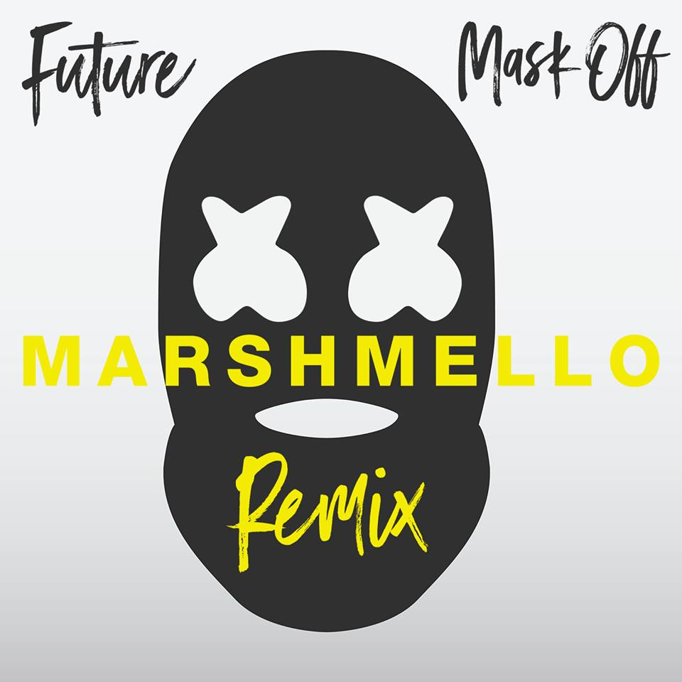 Marshmello's Remix Of Future's ( Mask Off Remix )